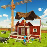 Modern Farm House Construction