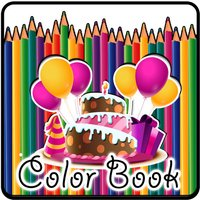 Coloring book (Cake) : Coloring Pages & Learning Educational Games For Kids Free!