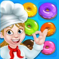 Donut Frenzy - Match 3