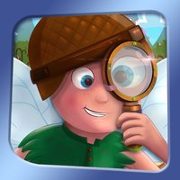 Hidden Objects Mystery Village - Games for Kids