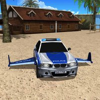Flying Police Driver 3d Simulator