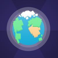 Around The World - Satellite