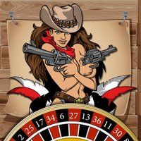 AAA Wild West Girl Gangstar Slots - WIN BIG with FREE Vegas Casino Game Machine on Christmas!