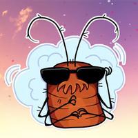 La Cucaracha! Stickers