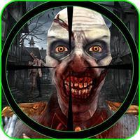 Crazy Zombie Sniper Shooting War