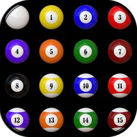 100 Pool Balls - Billiard Ed.
