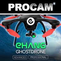 Ehang Ghost Drone & Ghost Drone VR