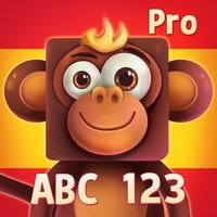 Letters & Numbers Spanish Pro