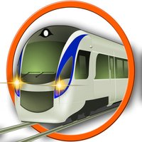 Bullet Train - Rail Maze Simulator
