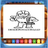 Profession Colorig Book