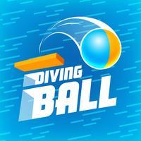 Diving Ball 3D