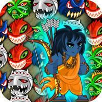 Ramayan - A Match 3 Brick Breaker Battle Adventure
