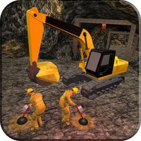 Gold Miner Construction Game