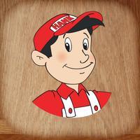 Red Oak Hardware Hank