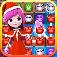Lovely Pets Garden Mania:Match 3 Free Game