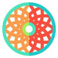 Color Mandala: Pixel Art Fun