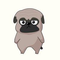 Pug and Poodle Animated