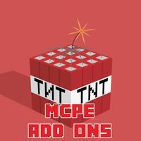 TNT Add Ons Mini Games For Minecraft PE