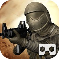 VR City Commando Shooting