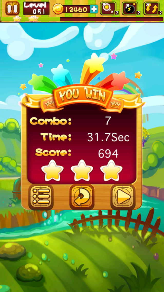 Onet Fruit: A Connect 2 Game with cute fruits App for iPhone