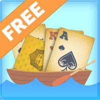 Classic Tri-peaks Towers Solitaire Blitz : Relaxing Klondike Patience Card Game Free