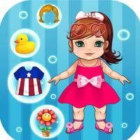 Newborn Baby Care - Mommy Game