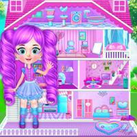 Doll House Games. Big Design