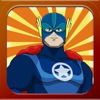 Superhero Captain Assemble– Dress Up Game for Free