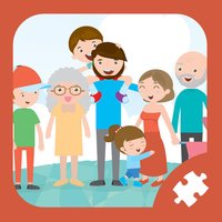 Solve Huge Big Cartoon Jigsaw Puzzles for Adults
