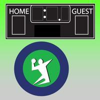 Handball Multi Scoreboard