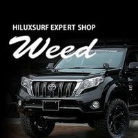 4WDの新車・中古車なら ハイラックスサーフ専門店Weed