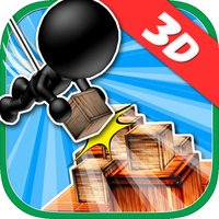 Block Tower 3D ~Mission Impossible 2~