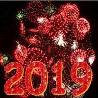 Animated 2019 Happy New Year
