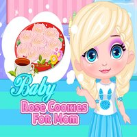 cake maker with mom game