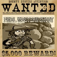 The Last Cowboy - A Dangerous Shooter in the Wild West