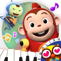 Popular Animation Theme Song Video Collection : Laugh & Funny VOD Free Apps for Girls & Boys Toddler, Kindergarten & Preschool
