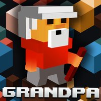 Grandpa Endless Walker 3D Run