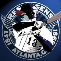 Atlanta Baseball Braves Edition