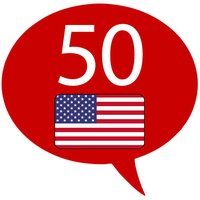 Learn English US 50 languages