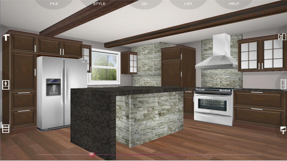 Kitchen 3d Eurostyle App For Iphone, Kitchen Cabinet Design App Ipad