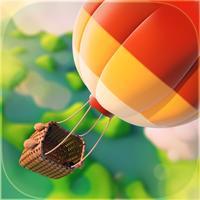 Balloonist – Travellers World Map