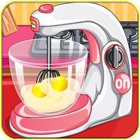 لعبة طبخ الكيك والايس كريم - العاب طبخ بنات