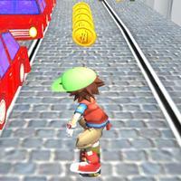 Subway Hoverboard Run