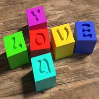 Hidden Wooden Letter - Puzzle Game