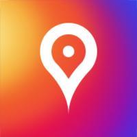 World Map for Instagram