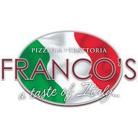 Franco's Italian Restaurant Longridge