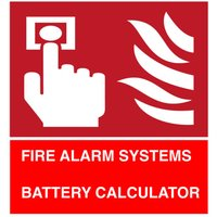 Fire Alarm Systems Backup Power Calculations Guide