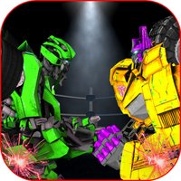 World Robot Fighting: Boxing C