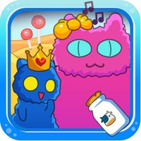 Kitty Princess Adventure-two player games