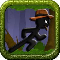 Stick-man Camp-ing Adventure Farm-er Guy Survival